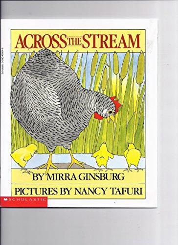 9780590426640: Accross The Stream