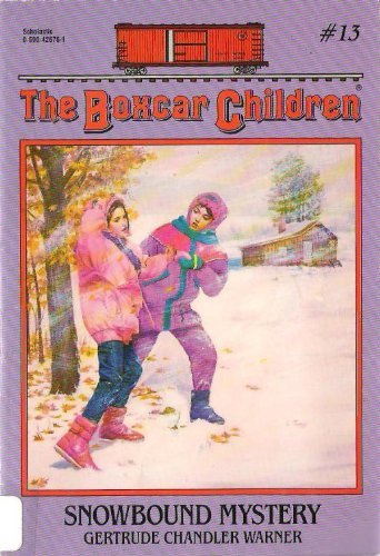 9780590426763: Snowbound Mystery (Boxcar Children #13)