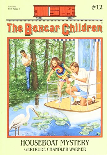 9780590426800: The Boxcar Children (Houseboat Mystery, #12)