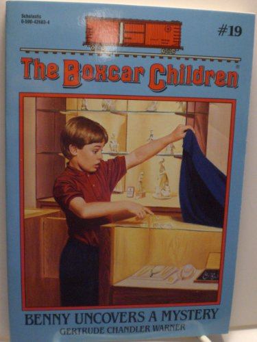 9780590426831: Benny Uncovers a Mystery (The Boxcar Children Ser., No. 19)