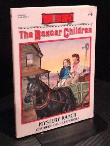 9780590426879: Mystery Ranch (The Boxcar Children, Book 4)