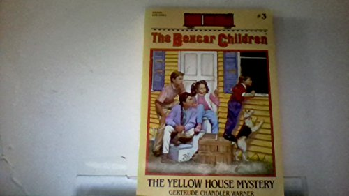 9780590426886: The Yellow House Mystery