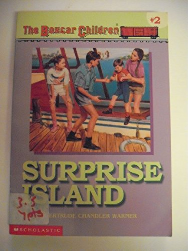 9780590426893: Surprise Island (The Boxcar Children #2)