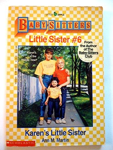 9780590426923: Karen's Little Sister (Baby-Sitters Little Sister, 6)