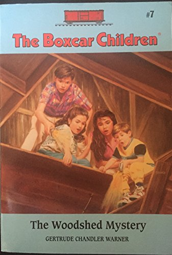 9780590426930: The Woodshed Mystery (The Boxcar Children, Book 7)
