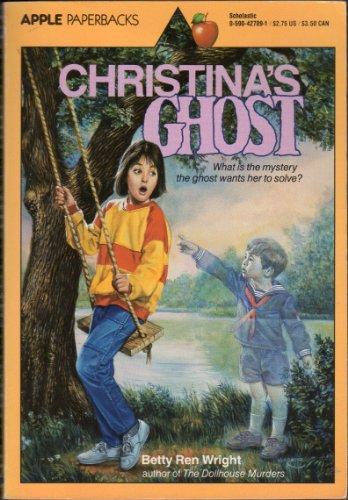 9780590427098: Christina's Ghost