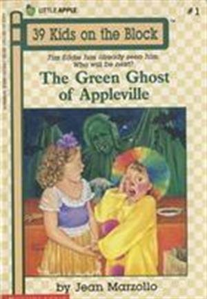 9780590427234: The Green Ghost of Appleville (39 Kids on the Block)