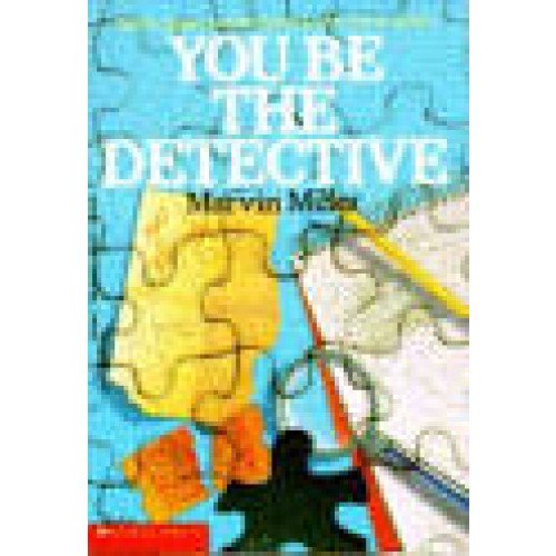 9780590427319: You Be the Detective (Jigsaw Puzzle Mysteries)