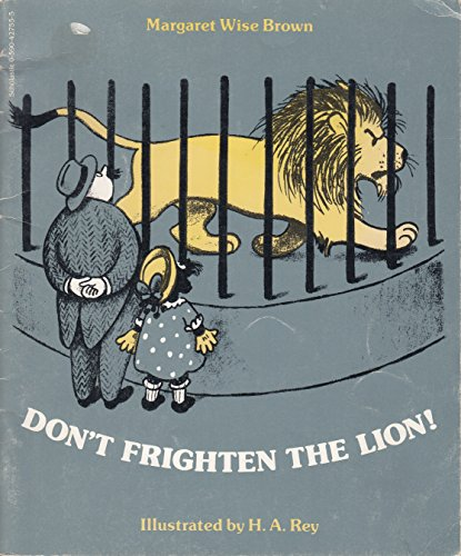 9780590427555: Don't Frighten the Lion