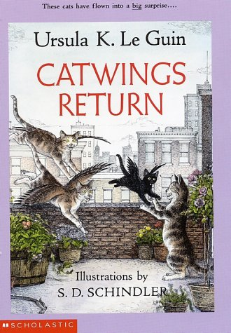 9780590428323: Catwings Return