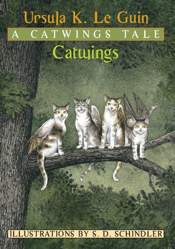 9780590428330: Catwings