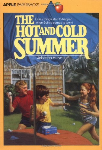 9780590428583: The Hot and Cold Summer