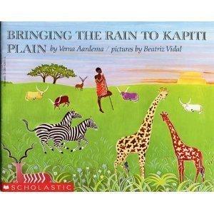 9780590428705: Bringing The Rain to Kapiti Plain