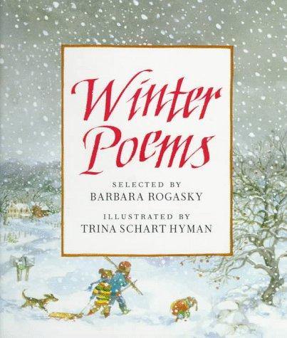 9780590428729: Winter Poems