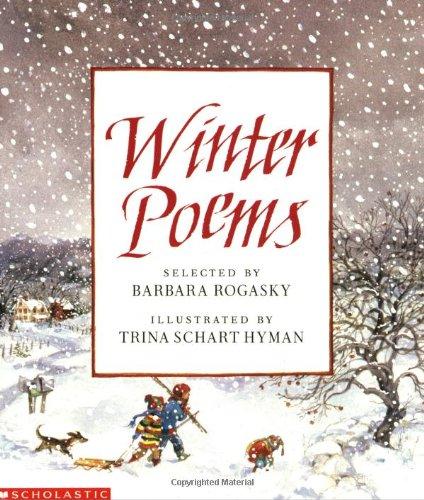 9780590428736: Winter Poems