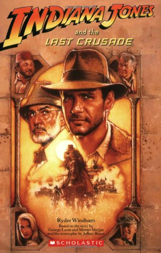 9780590428743: Indiana Jones and the Last Crusade