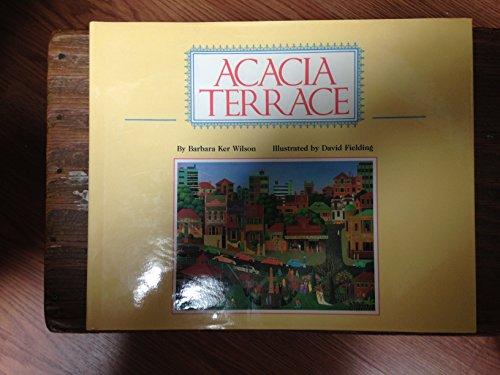 9780590428859: Acacia Terrace