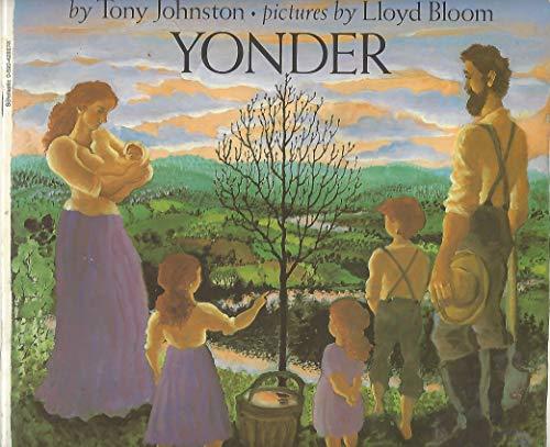 Yonder: Johnston, Tony
