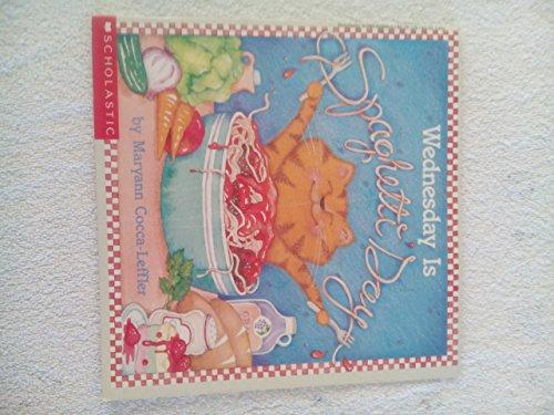 Wednesday Is Spaghetti Day: Maryann Cocca-Leffler