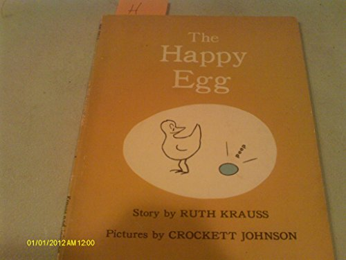9780590429054: The Happy Egg