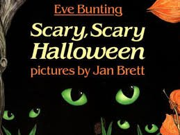 Scary, Scary Halloween (0590429108) by Eve Bunting