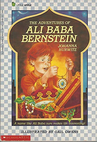 9780590429221: The Adventures of Ali Baba Bernstein