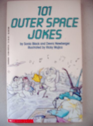 9780590429726: 101 Outer Space Jokes (101 Joke Book)