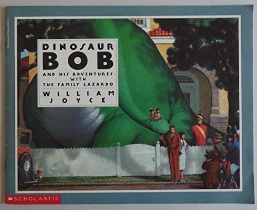 9780590429924: Dinosaur Bob and His Adventures with the Family Lazardo