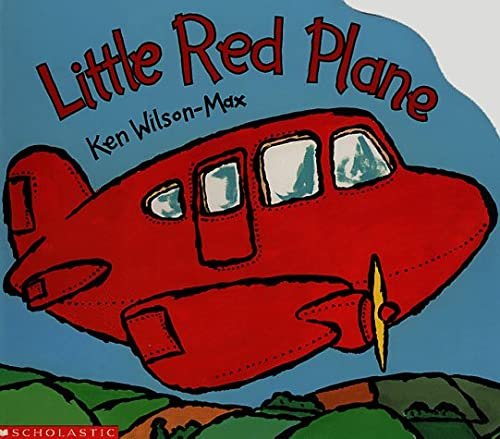 9780590430081: Little Red Plane