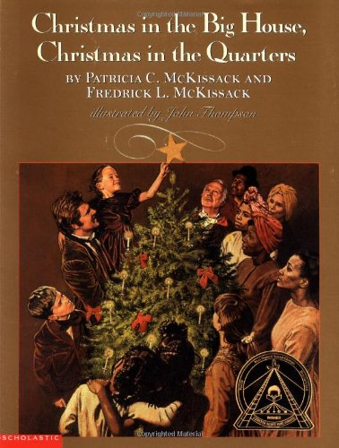 9780590430289: Christmas In The Big House: Christmas in the Quarters