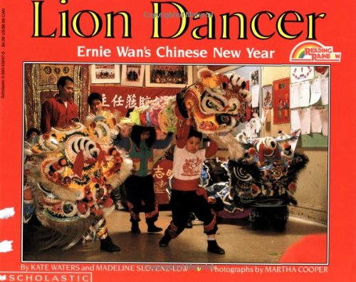 9780590430470: Library Book: Lion Dancer (Rise and Shine)