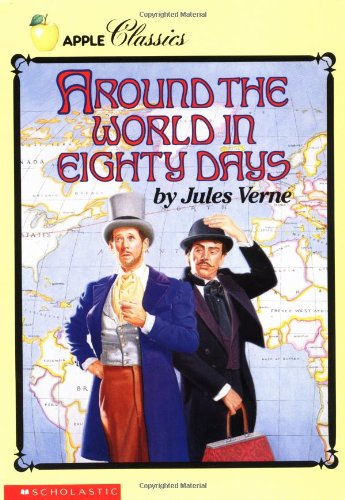 9780590430531: Around The World In Eighty Days