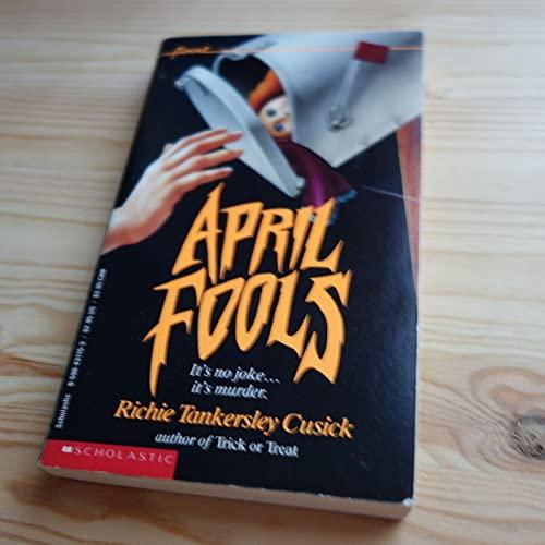 9780590431156: April Fools