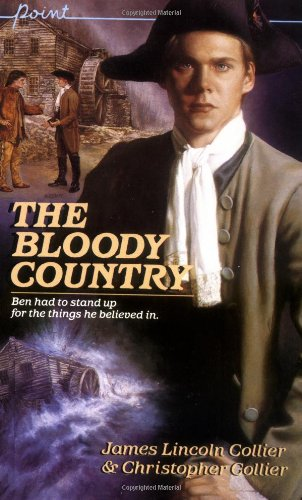 9780590431262: The Bloody Country (Point)