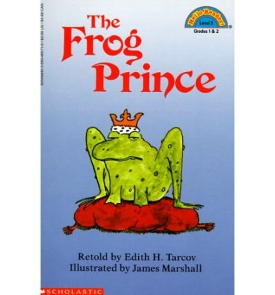 9780590431323: The Frog Prince