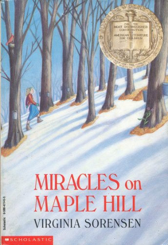 9780590431453: Miracles On Maple Hill