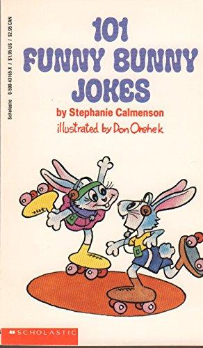 9780590431651: 101 Funny Bunny Jokes