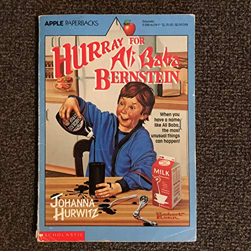 Hurray for Ali Baba Bernstein: Hurwitz, Johanna