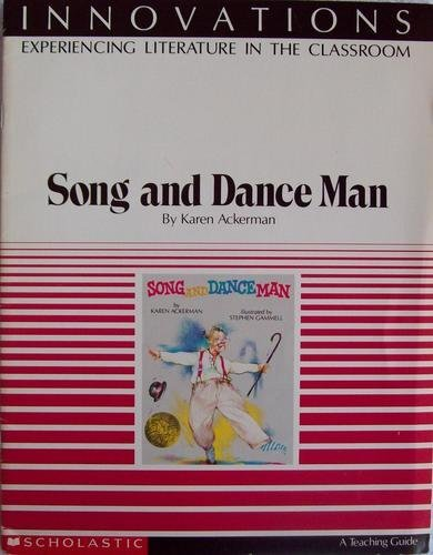 9780590432405: Song and Dance Man (Experiencing Literature in the Classroom) (A Lesson Plan Book)