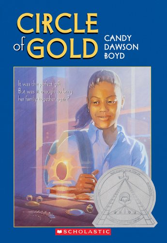 9780590432665: Circle of Gold (Apple Paperbacks)