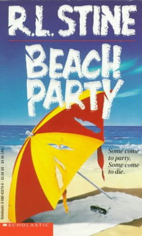 9780590432788: Beach Party (Point Horror Series)