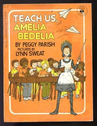 9780590433457: Teach Us, Amelia Bedelia (Hello Reader)