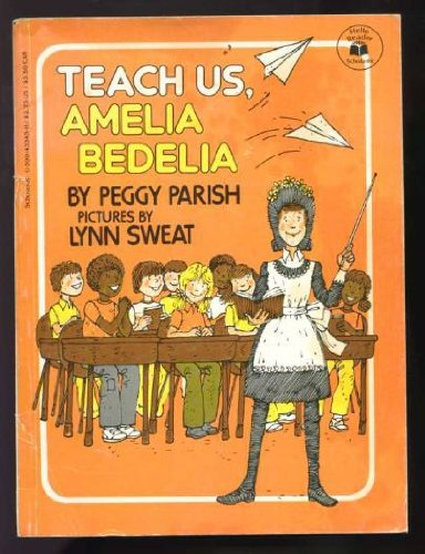 9780590433457: Teach Us, Amelia Bedelia (Hello Reader)