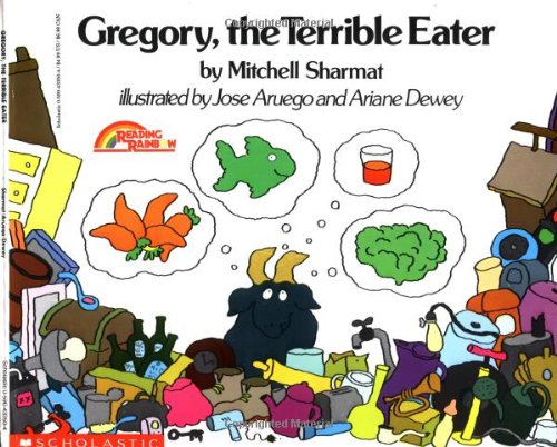 9780590433501: Gregory, the Terrible Eater (Reading Rainbow)
