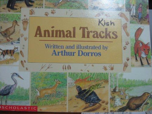 9780590433662: Animal Tracks