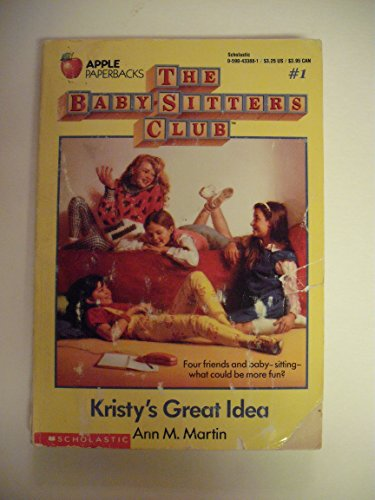 9780590433884: Kristy's Great Idea (Baby-Sitters Club #1)