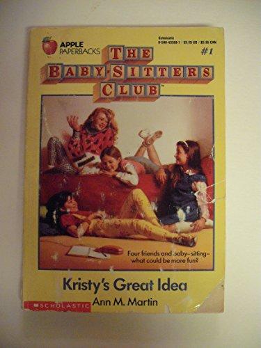 9780590433884: Kristy's Great Idea (Baby-Sitters Club #1)