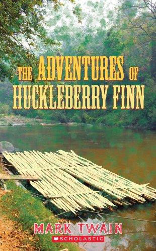 9780590433891: The Adventures Of Huckleberry Finn (Apple Classics)