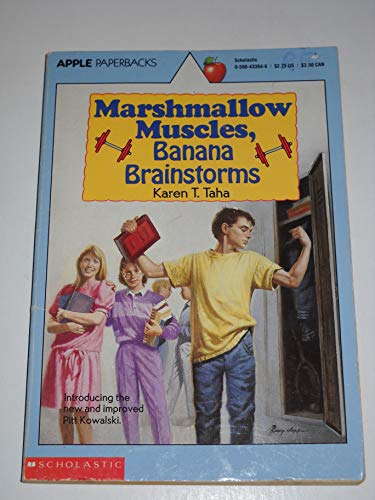 9780590433945: Marshmallow Muscles, Banana Brainstorms
