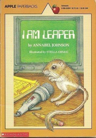9780590433990: I Am Leaper